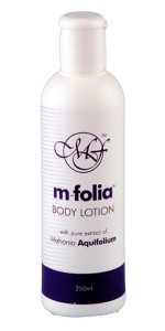 M-Folia Lotion for Psoriasis, Eczema & related skin conditions 250mls
