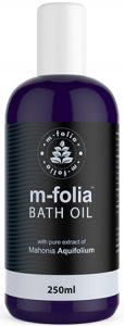 M-Folia Psoriasis Bath Oil 250mls