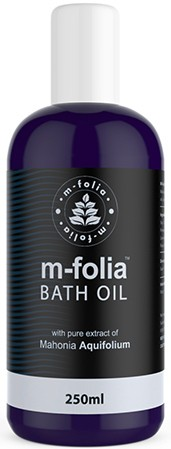 M-Folia Psoriasis Bath Oil 250mls