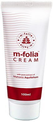 M-Folia Cream for Psoriasis, Eczema & related skin conditions