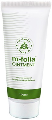 M-Folia Ointment for Psoriasis, Eczema & related skin conditions