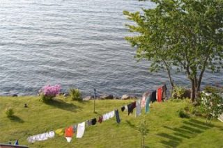 washing line laundry